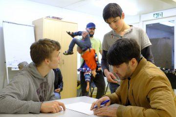 """""""BETZAVTA/Miteinander"""" – Wie demokratisch leben und handeln? (Praxis-Workshop) @ Bildungsforum"""