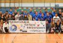 Bergischer HC und Realschule Vogelsang gemeinsam gegen Rassismus