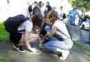 Schülerinnen und Schüler des Gymnasiums Vogelsang sind Paten für Stolpersteine