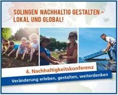 4. Nachhaltigkeitskonferenz – Veränderung erleben, gestalten, weiterdenken @ Evangelische Stadtkirche