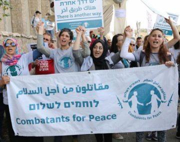 """""""Es gibt einen anderen Weg"""" - Israelis und Palästinenser gemeinsam auf der Suche nach einem Weg aus dem Konflikt @ Jugendkirche Mangenberg"""