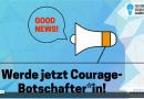 """Fortbildungsangebot """"Courage-BotschafterIn für Solingen"""""""