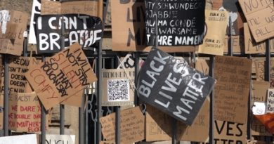 """""""Weil wir schwarz sind"""" – Film zur Black-Lives Matter-Demonstration in Düsseldorf"""
