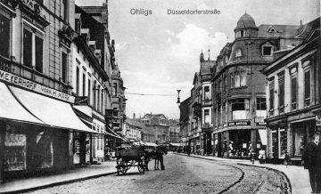 Stolpersteinrundgang in Ohligs @ Treffpunkt vor dem Hauptbahnhof