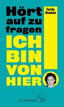 Veranstaltung mit Ferda Ataman @ Forum der Bergischen VHS