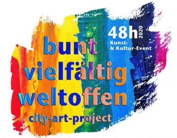48h Kunst- und Kulturfestival @ Mühlenplatz & Clemens Galerien