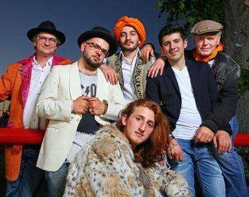 Die Zollhausboys – ein deutsch-syrisches Musikprojekt @ Friedrich-Albert-Lange-Schule