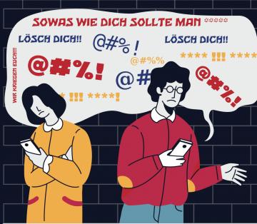 Kreativ gegen Rassismus – Online-Workshop für Jugendliche @ Online Zoom