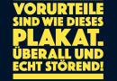 """Neue Kampagne """"Vorsicht, Vorurteile!"""""""