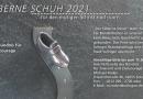 Aufruf zur Einreichung von Vorschlägen für die/den Preisträger*in des Silbernen Schuh 2021