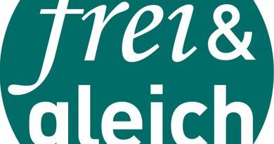 frei, gleich & bunt 19. März – Online-Workshopfachtag für Jugendliche und Lehrkräfte