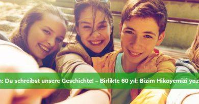 Schülerwettbewerb zum 60. Jahrestag des Anwerbeabkommens Türkei-Deutschland