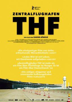 "Film ""Zentralflughafen THF"" @ Cobra Kino"